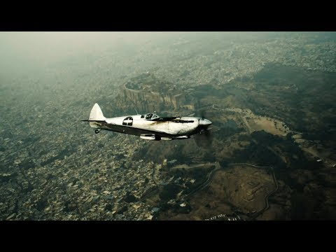 video: Near-misses, WWII aces and champagne: what it's like to reach 500 hours in a Spitfire