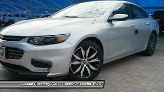 2017 Chevrolet Malibu Granbury TX, Weatherford TX, Cleburne TX 142027