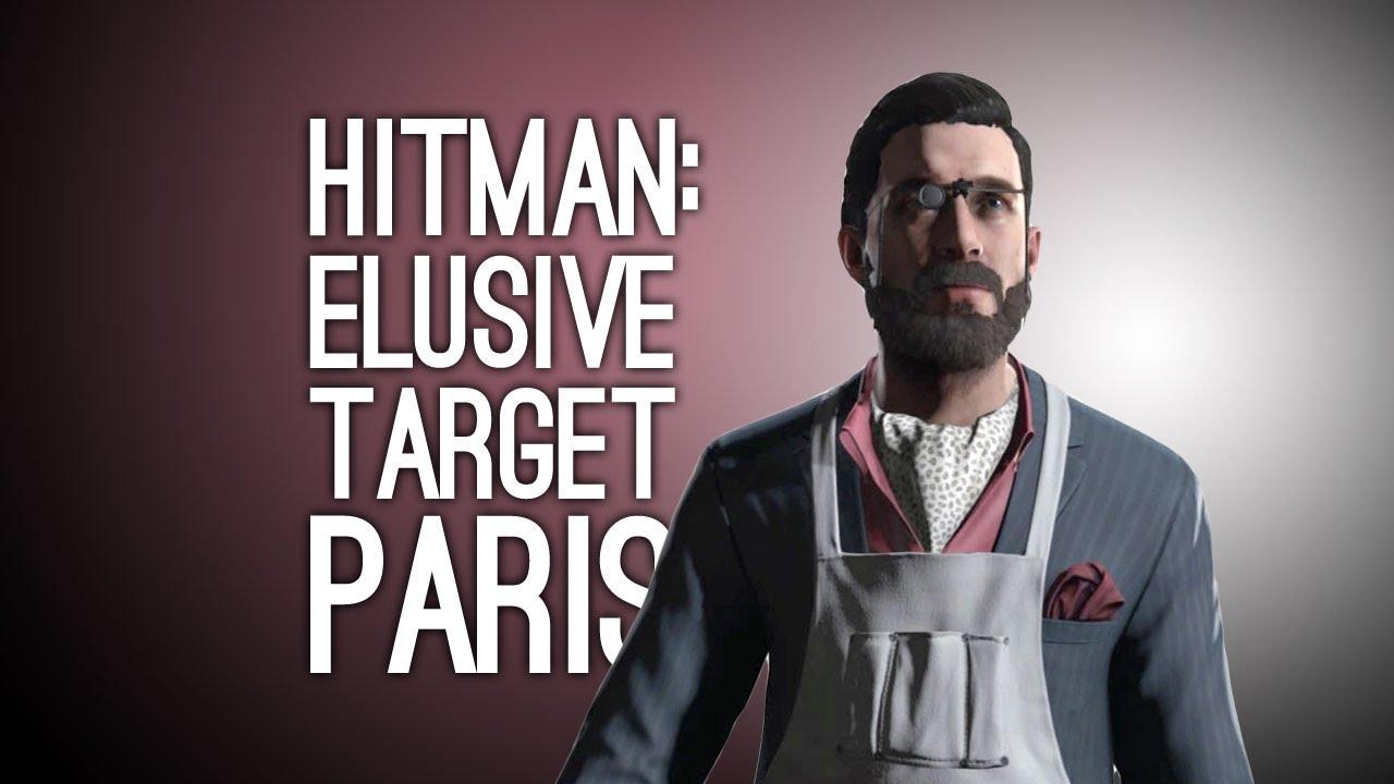 Download Hitman Elusive Target Gameplay - Hitman Paris Elusive Target Forger Sergei Larin