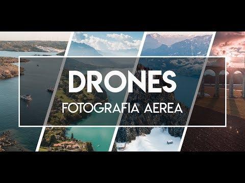 ¿Cómo hacer fotos con el drone? - Tutorial Lightroom