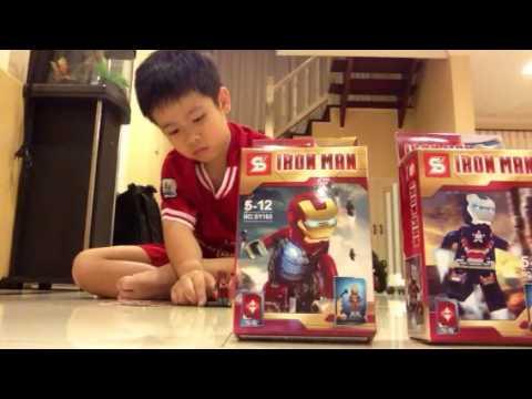 เลโก้ Ironman 3