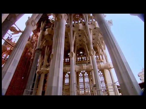 Robert Hughes Visions of Space 1of3 Antoni Gaudi Gods Architect