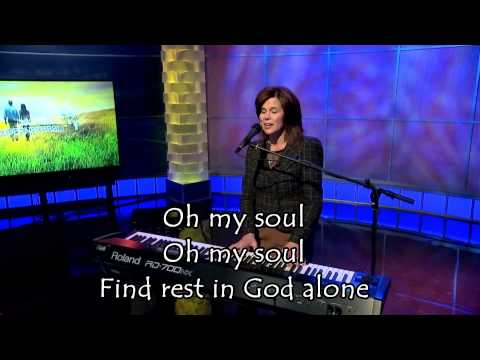 Oh My Soul - Julie True with Sid Roth (Best Worship Song)