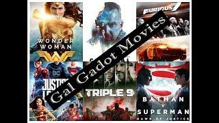 Gal Gadot Movies