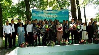 Oficierea botezului în biserica UIB CEB nr 4 Chișinău 06.06.21 02