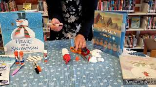 video thumbnail: Snowman Snowball Shooter Craft Tutorial