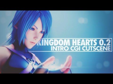 KINGDOM HEARTS 0.2 Birth by Sleep - CGI Opening (HD 2.8 Final Chapter Prologue)