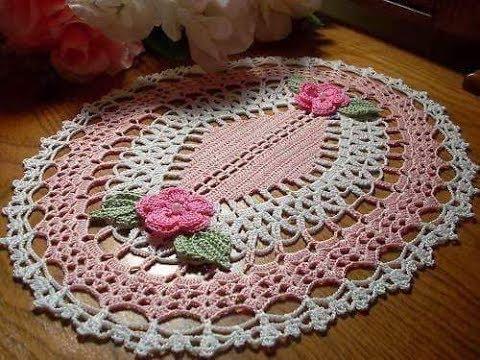 Home Decor Crochet Free Crochet Patterns Part 7 Youtube