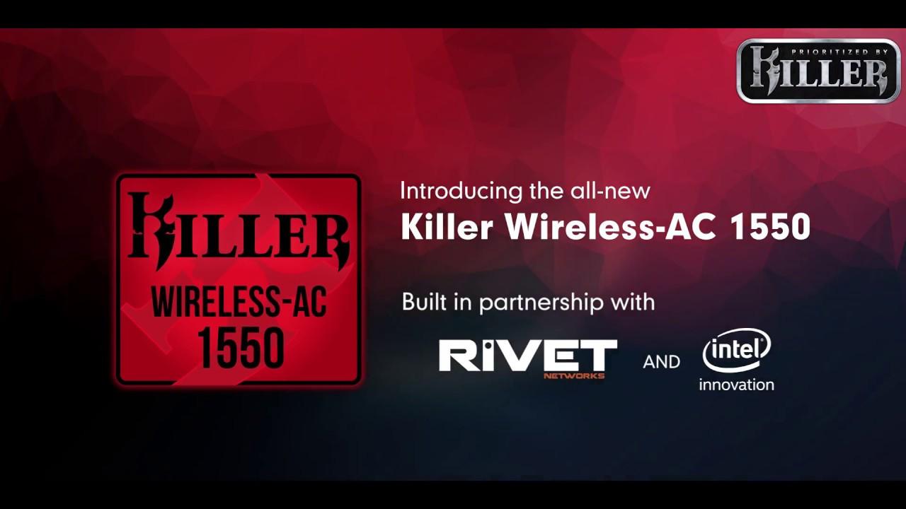 Killer Wireless-AC 1550 | Alienware