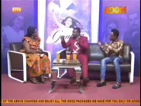 Gangaa Chat Room - Adom TV (7-8-18)