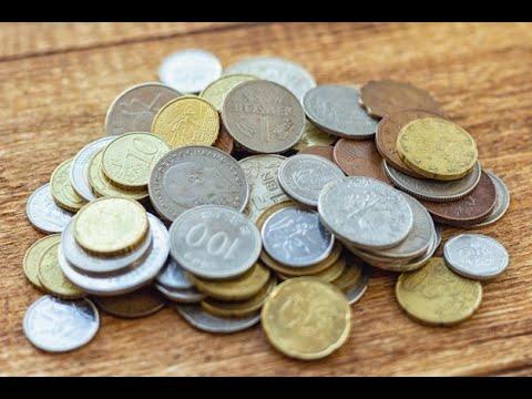 Minha humilde coleção de moedas antigas   Cruzado, Cruzeiro e Reis