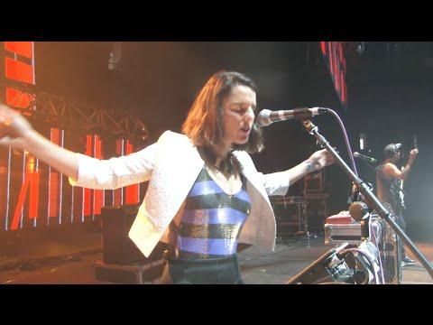 Inercia - MKRNI en vivo Lollapalooza 2015