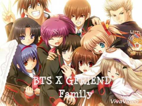 Nightcore - Family - (BTS X GFRIEND)