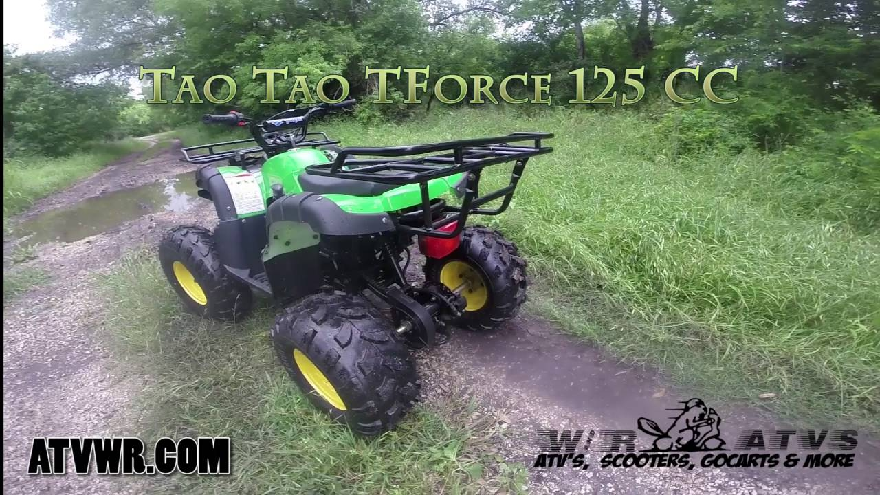 Tao Atv Blue Free Download Wire Diagram Ata 110d Tforce 125 Cc From Atvwr In Castroville Texas Youtube Taotao Lug Pattern