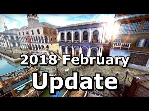 CS:GO's Large Feb 2018 Update