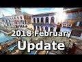 CS:GO's Large Feb 2018 Update