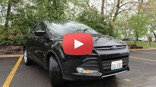 2015 Ford Escape SE Review | 2015 Escape Test Drive | CHICAGO NEWS