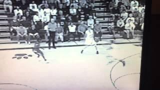 Brandon Todd: 5'5 Dunker (Senior basketball highlights-2003 1st 6 games)