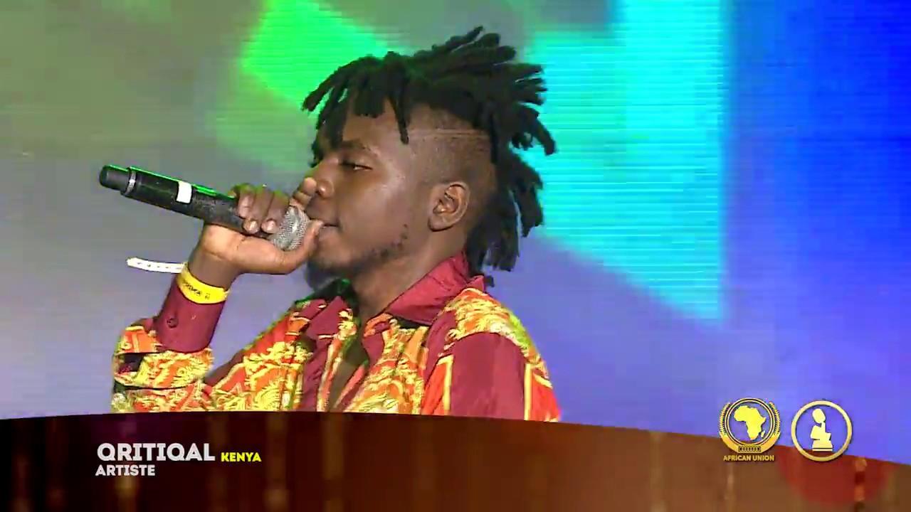 Download QRITIQAL Live Performance at AFRIMA 2017