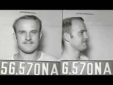 Rare Vintage Mugshots of German POWs Captured From the U-boat U-66 During WW2 (1944)
