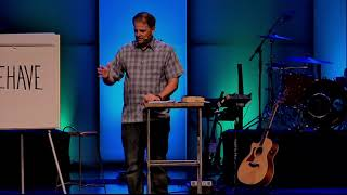 The Prayer of Faith - Bob Clifford, September 2, 2018