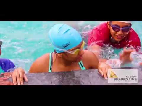 Ladies Swimming Batch - Ad film 4 | Golden fins Sports Club  | pk talkies