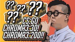 G-SPORT! - CSGOจีจีสายเปิด 230cases!! (195chroma3)