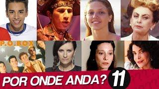 POR ONDE ANDAM ARTISTAS SUMIDOS? | POR ONDE ANDAM FAMOSOS SUMIDOS #11 | POR ONDE ANDA JÚNIOR?