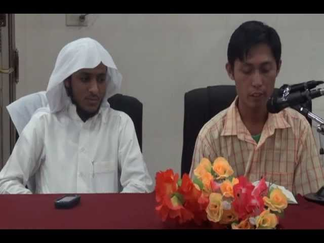 A filipino friend's Quraan Tilawat..wmv Travel Video
