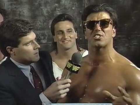 The Visionaries Team Interview At Survivor Series Showdown 1990