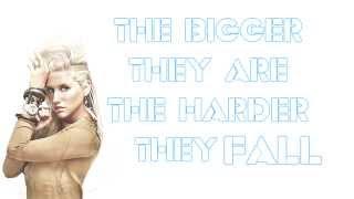 Pitbull Timber ft Ke$ha (FanMade Lyrics Video)