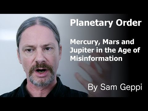 Planetary Order Mars-Jupiter | Fake News | Sacred Traditions | Ancestors