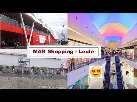Vlog 3# Centro Comercial - MAR Shopping Loulé!