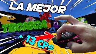 ¡¡TECNICA FACIL Y EFICAZ  PARA HACER JITTER CLICK!! *+13 Cps*