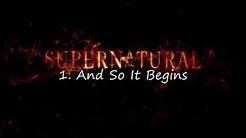 Supernatural Season 1 Soundtrack - YouTube