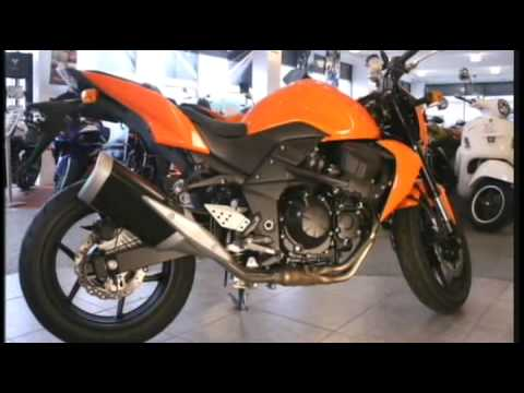 Ride on the Wild Side - Kawasaki