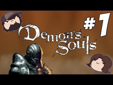Demon's Souls: The Journey Begins - PART 1 - Game Grumps |