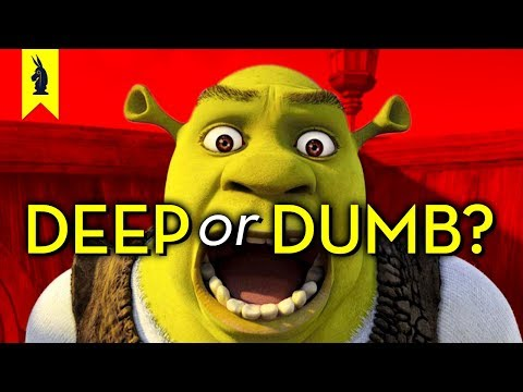 The SHREK Movies: Are They Deep or Dumb? – Wisecrack Edition