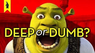 The SHREK Movies: Are They Deep or Dumb? - Wisecrack Edition