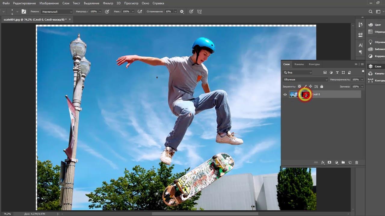 Как сделать 3D картинку из 2D для Facebook в Adobe ...