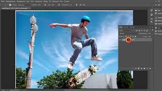 Как сделать 3D картинку из 2D для Facebook в Adobe Photoshop | Уроки Photoshop CC 2019