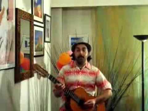 """Mr V a.k.a. Mr K """"besame pepita"""" (instant classic mute karaoke)"""