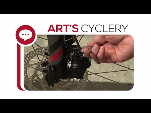 5c713545d5c Ask A Mechanic: How to Set Up Mechanical Disc Brakes - YouTube