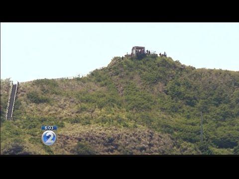 Diamond Head trail gets the best of unprepared tourist hikers