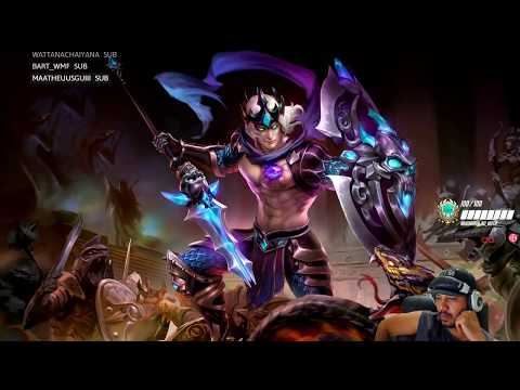 🔴 SMITE PATCH NOTES 5.4 SKINS