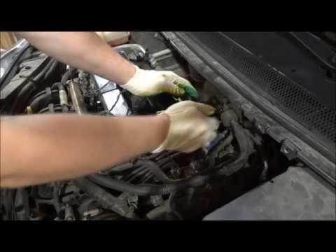 Замена клапанной крышки, и прокладки форд фокус 2 1.8-2.0