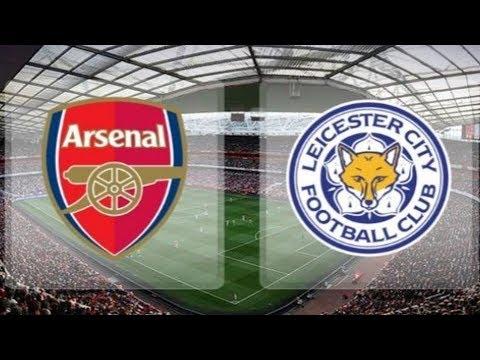 Premier League 2017/2018 - Arsenal Vs Leicester 11/08/17 - FIFA 17
