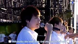 [SuJu Team@360Kpop][Vietsub][Perf] Super Junior - Our Love