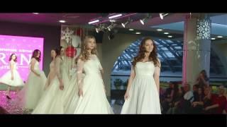 Показ коллекции от Салона свадебных платьев Лорен с участием  моделей Elite Stars.