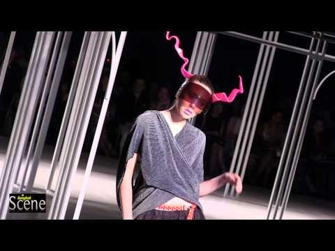 Nagara by Citibank at Couture Fashion Week in Bangkok. Movie by Paul Hutton, Bangkok Scene.